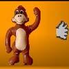 Monkey verhauen